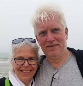 Coacherna MarieLouise och Stefan